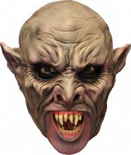 Masque 3/4 vampire avec dentier