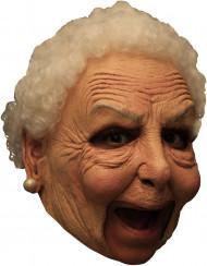 Masque 3/4 grand-mère deluxe