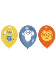 6 Ballons Minions ™