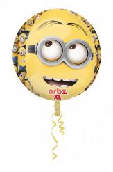 Ballon aluminium Minions ™ 40 cm