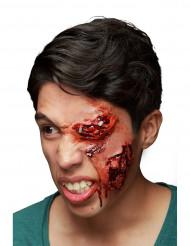 Fausse blessure à l'œil