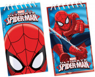 12 Petits carnets Spiderman ™
