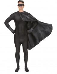 Kit super héros noir adulte