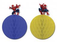 2 Décorations à suspendre Spiderman ™