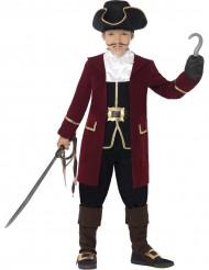 Déguisement capitaine pirate garçon