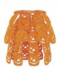 Suspension cascade Citrouille Halloween 61 cm