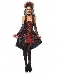 Déguisement vampire femme Halloween