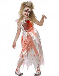 Déguisement zombie princesse fille Halloween