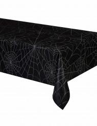 Nappe noire toiles d'araignées en plastique 137 x 213 cm