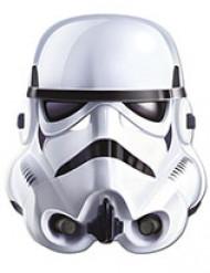 Masque carton plat Stormtrooper ™