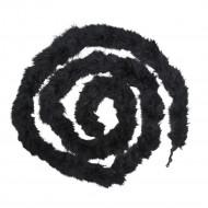 Marabout noir 180 cm