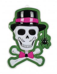 Décoration squelette Día de los muertos 55 x 40 cm