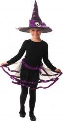 Kit sorcière petit monstre fille Halloween