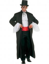Déguisement comte gothique homme Halloween