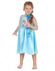 Pack Déguisement classique Elsa Frozen™ + Micro