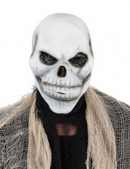 Masque crâne de squelette adulte Halloween