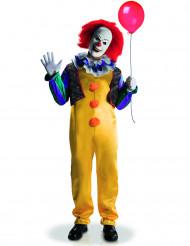 Déguisement luxe clown terrorisant luxe Ça™ adulte