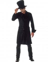 Déguisement magicien gothique homme Halloween