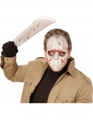 Masque joueur de hockey horreur adulte Halloween