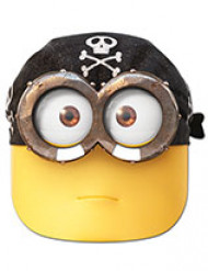 Masque carton pirate Minions™
