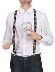 Bretelles dollar adulte
