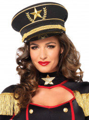 Chapeau militaire adulte
