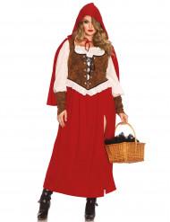 Déguisement chaperon rouge femme