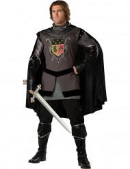 Déguisement Chevalier Noir pour homme - Premium