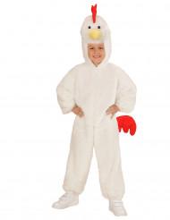Déguisement petit poulet enfant