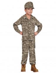 Déguisement soldat pour garçon