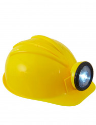 Casque chef de chantier adulte