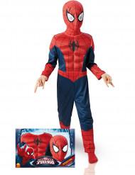 Déguisement luxe 3D EVA Spider-Man™ Ultimate enfant   Coffret