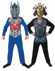 Pack déguisements classiques enfant Optimus prime et Drift™ - Transformers™ Coffret