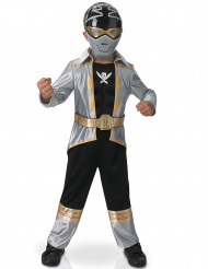 Déguisement 3D EVA Power Rangers™ Silver super mega force enfant