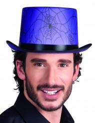 Chapeau haut de forme violet adulte Halloween