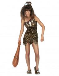 Déguisement femme préhistorique