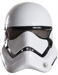 Masque adulte 1/2 casque Stormtrooper - Star Wars VII™