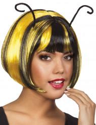 Perruque courte abeille femme