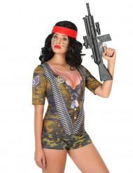 T-shirt soldat femme