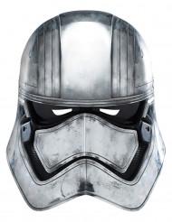Masque carton plat Capitaine Phasma Star Wars VII - The Force Awakens™