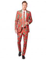 Costume Mr. Sapin rouge homme Suitmeister™ Noël