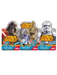 3 Sucettes et sucre pétillant Star Wars™