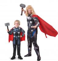 Déguisement de couple Thor™ père fils