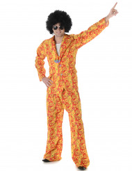 Déguisement disco hippie homme