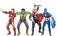 Déguisement de groupe Avengers™ adulte
