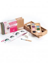 Kit maquillage 8 couleurs Mondes enchantés BIO Namaki Cosmetics ©