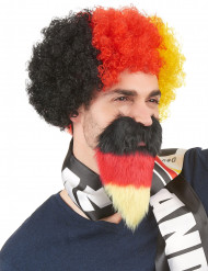 Barbe supporter Allemagne adulte