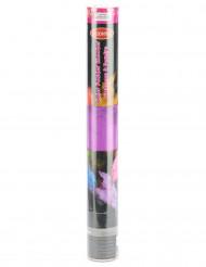 Canon à poudre violette 40 cm