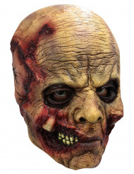 Masque tête en décomposition adulte - Halloween