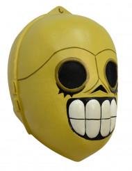 Masque droïde dia de los muertos adulte Halloween